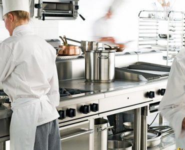 بهداشت محیط در واحدهای طبخ و تولید  مواد غذایی